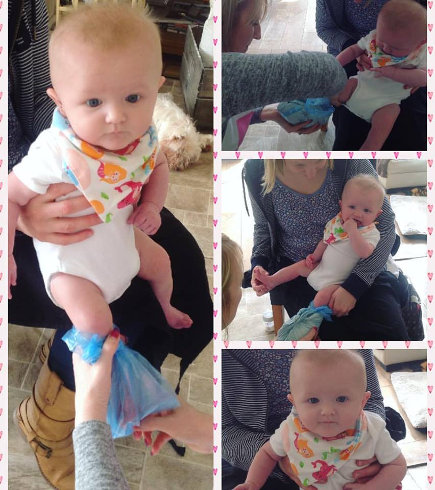 3d baby casting training client review with Kerry from Scotland