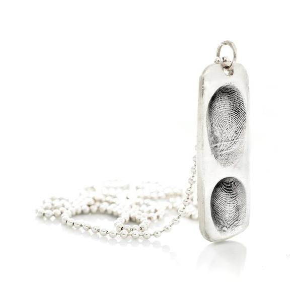 Silver Fingerprint Jewellery Training Course