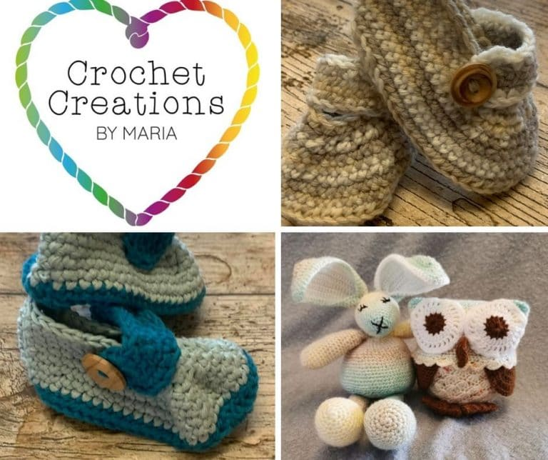 crochet creations working with 3d casting poole precious memories