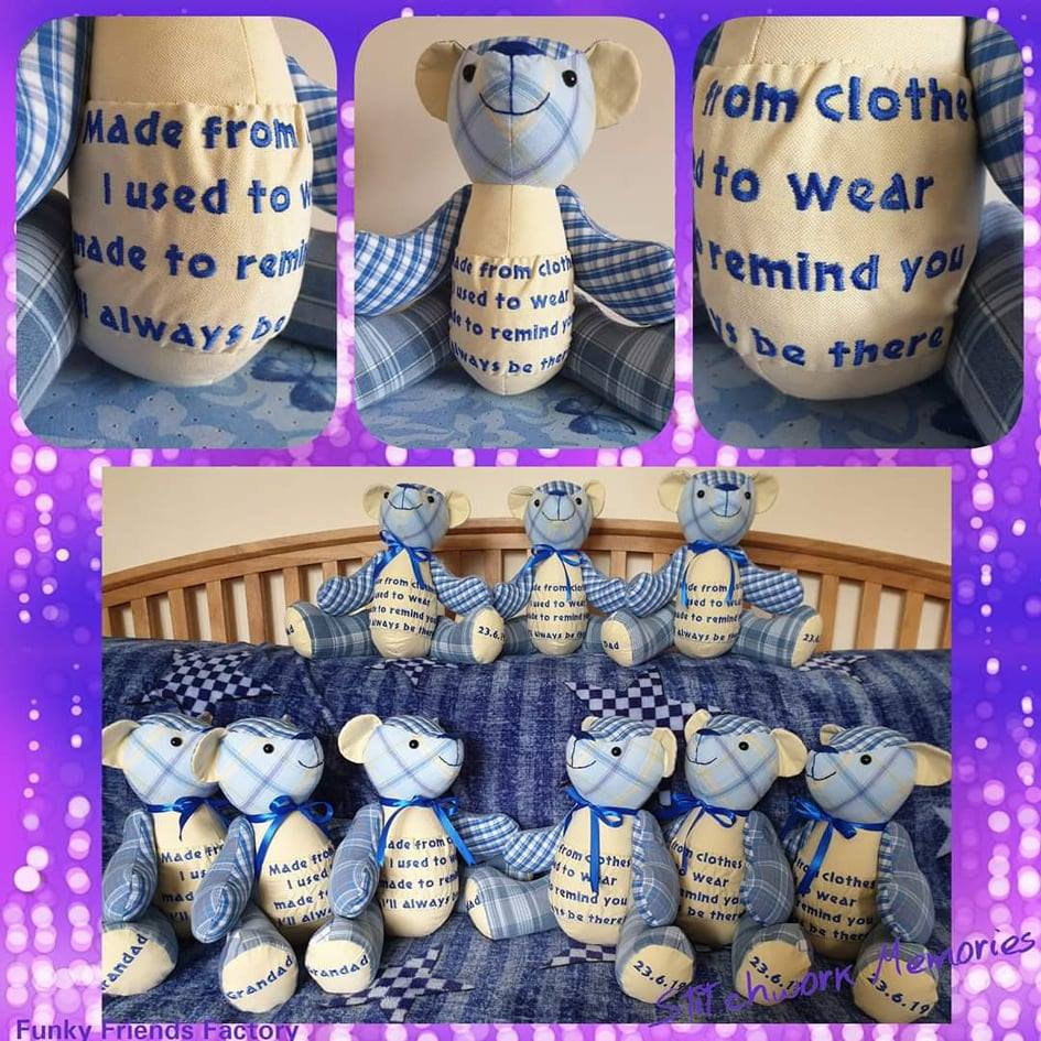 precious memories working with stitchwork memories on top 10 gifts for newborns and babies in Dorset 2020