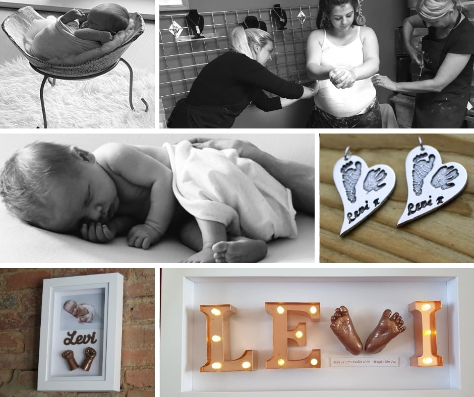 top 10 gifts for newborns and babies in dorset with precious memories keepsakes 3d casting company