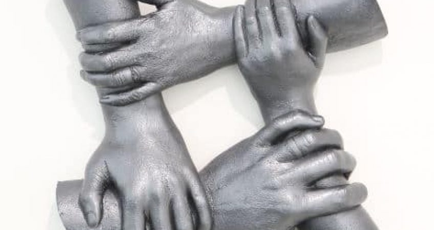 3D Family Hand Casting