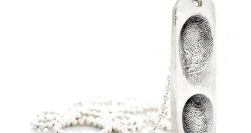 Silver Fingerprint Jewellery Training Course